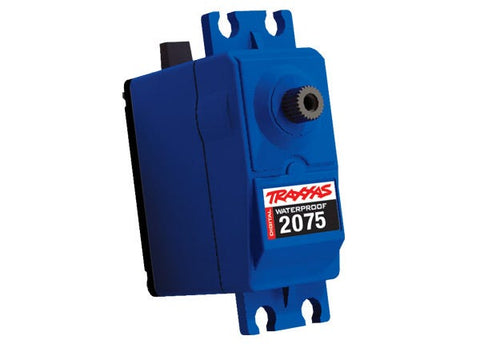 2075: Traxxas Waterproof Digital Servo
