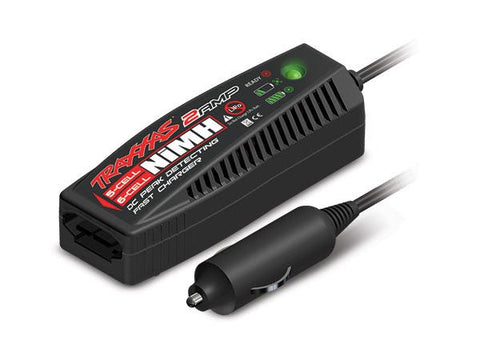2974: Charger, DC, 2 amp (5 - 7 cell, 6.0 - 8.4 volt, NiMH)