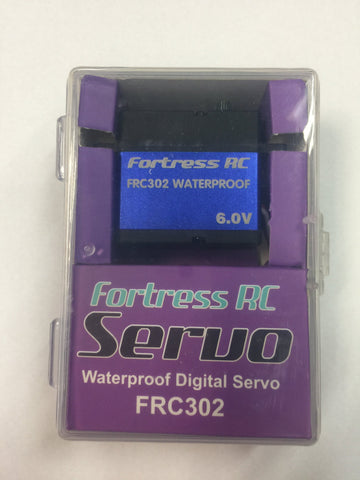Fortress RC FRC302 Waterproof Servo