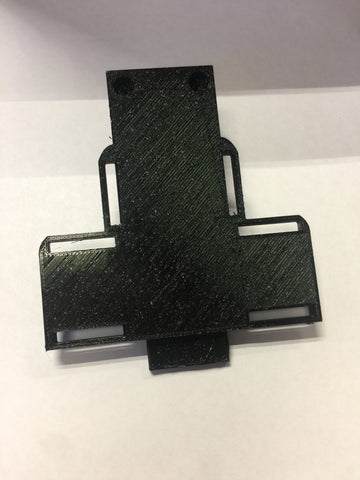 TRX-4 Dual Front Battery Tray