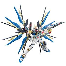 Strike Freedom Gundam Z.A.F.T. Mobile Suit ZGMF-X20A 1/144 Scale