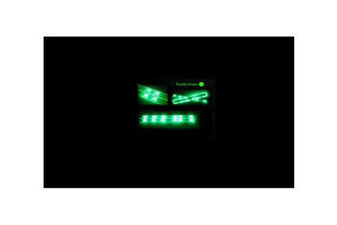 Green Firefly LED Strips for Cars (3001)