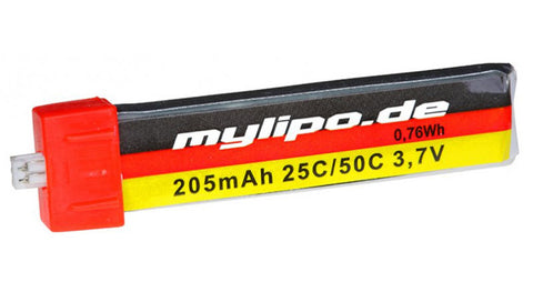 MyLiPo 1S 205mAh 25C Battery