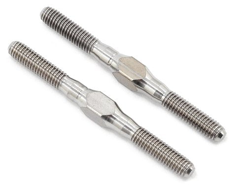 "Lunsford 3x35mm ""Punisher"" Titanium Turnbuckles (2) (LNS1335)"