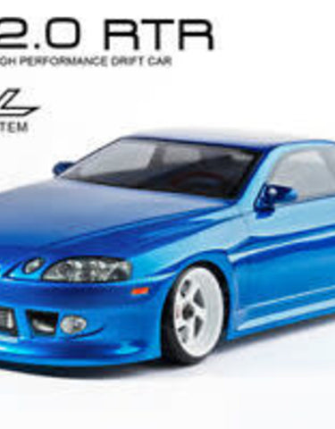 RMX 2.0 RTR JZ3(blue) (brushless)