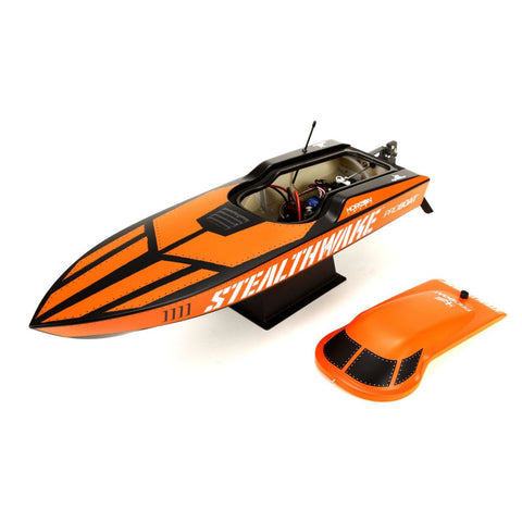 ProBoat Stealthwake™ RTR 23-inch Brushed Deep-V