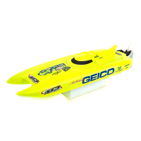 ProBoat Miss Geico 17-inch Catamaran Brushed: RTR*