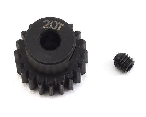 ProTek RC Lightweight Steel 48P Pinion Gear (3.17mm Bore) (20T) (PTK-8038)