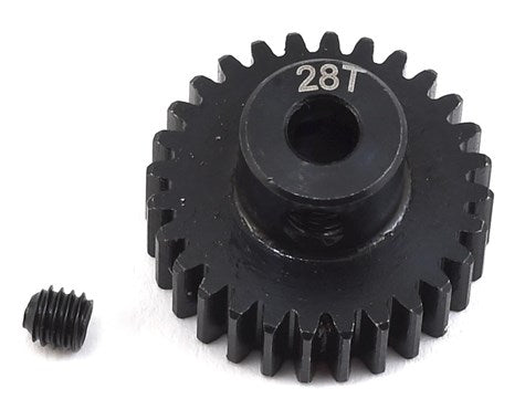 ProTek RC Lightweight Steel 48P Pinion Gear (3.17mm Bore) (28T) (PTK-8046)