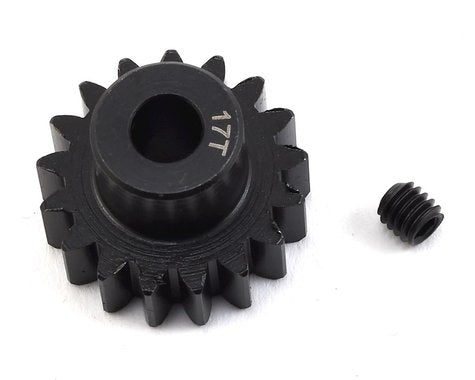 ProTek RC Steel Mod 1 Pinion Gear (5mm Bore) (17T) (PTK-8070)