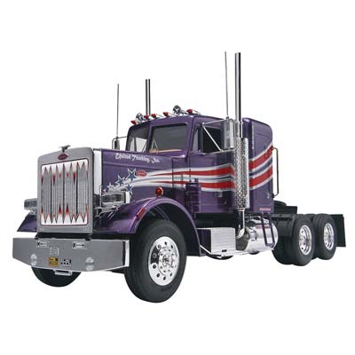 Revell 1/25 Peterbilt 359 Conventional Semi Tracto