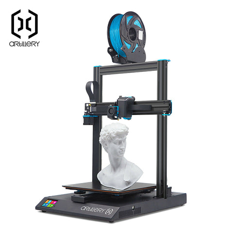 Artillery Sidewinder X1 SW-X1 3D Printer Version 4 Certified Refurbished