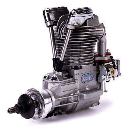 Saito FG-40 Gas Single Cylinder Engine: BQ