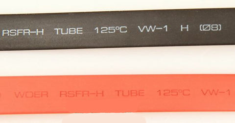 8mm Heat Shrink Tubes - 3FT