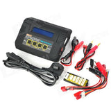 680AC Professional Balance Charger/Discharger 1-6s LiPo/LiFe/Lilon Multi Charger AC/DC Dual Power