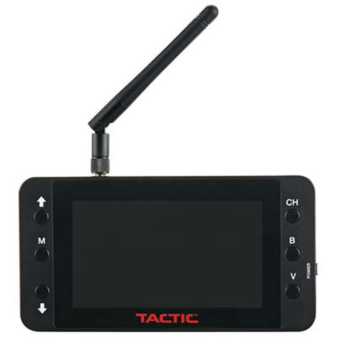 Tactic FPV-RM2 4.3 480x272 Monitor 5.8GHz 40Ch RB