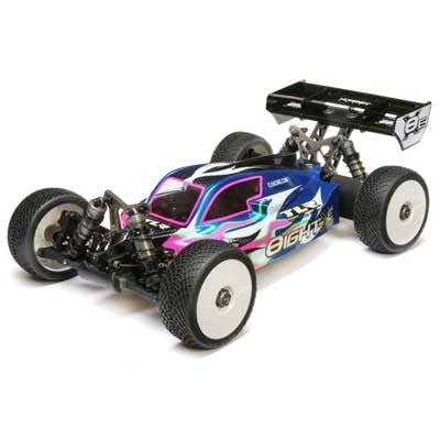 TEAM LOSI Racing 1/8 8IGHT-XE 4WD Electric Buggy Race Kit