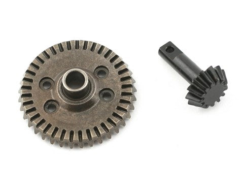 5379X: Traxxas Differential Ring Gear & Pinion Gear Set