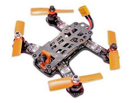 Tyrant 150 Mini Race Multicopter V1.2 PNF w/o VTX (Orange)