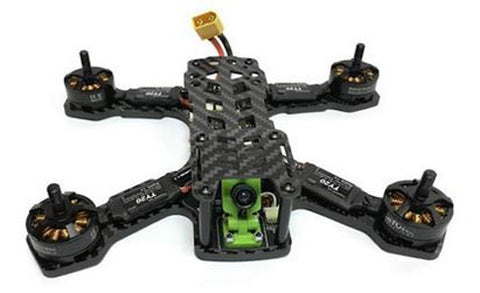 Tyrant 180 Mini Race Multicopter V1.2 PNF w/o VTX (Green)