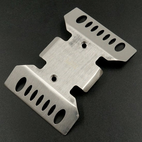 Yeah Racing Stainless Steel Skid Plate For Axial SCX10 III (AXSC-014)