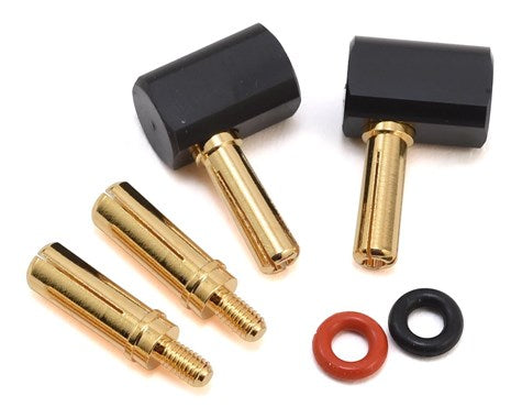 Yeah Racing 4mm & 5mm Bullet Angled Connector Set