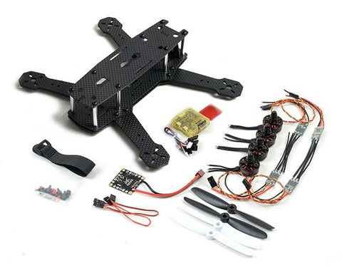 ZMR 210 ARF Quad Kit with F4 Controller & BLHeli S ESC