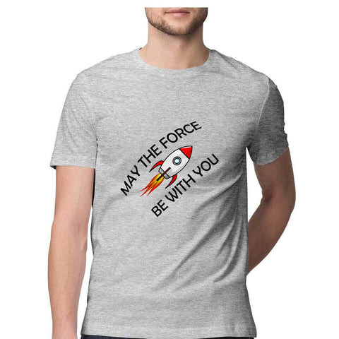 Men's T-Shirt - May The Force Be With You