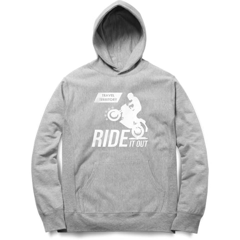 Men's Hoodies - Ride It Out