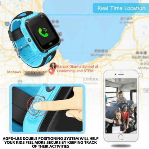kids smartwatch without phone