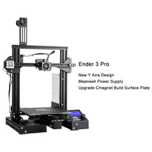 Load image into Gallery viewer, CREALITY 3D Ender-3 PRO 3D Printer Resume Power Failure Printing DIY KIT