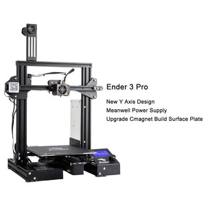 CREALITY 3D Ender-3 PRO 3D Printer Resume Power Failure Printing DIY KIT
