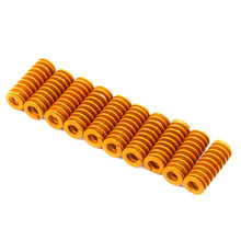 Load image into Gallery viewer, 3D Printer Accessories 0.31 in OD 0.78 in Length Compression Springs Light Load for Creality CR-10 10S S4 Ender 3 Heatbed Springs Bottom Connect Leveling - 10 Pack
