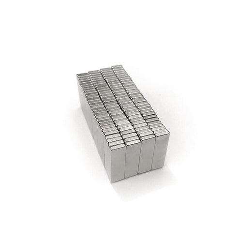 Strong N35 20x6x2mm Square Rare Earth Permanent Magnet(s)