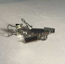 Load image into Gallery viewer, Mini Binder Clips - Single