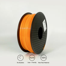 Load image into Gallery viewer, PETG (Orange) Filament 1.75mm