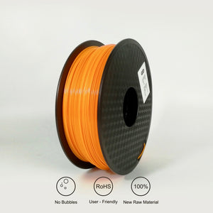 PETG (Orange) Filament 1.75mm