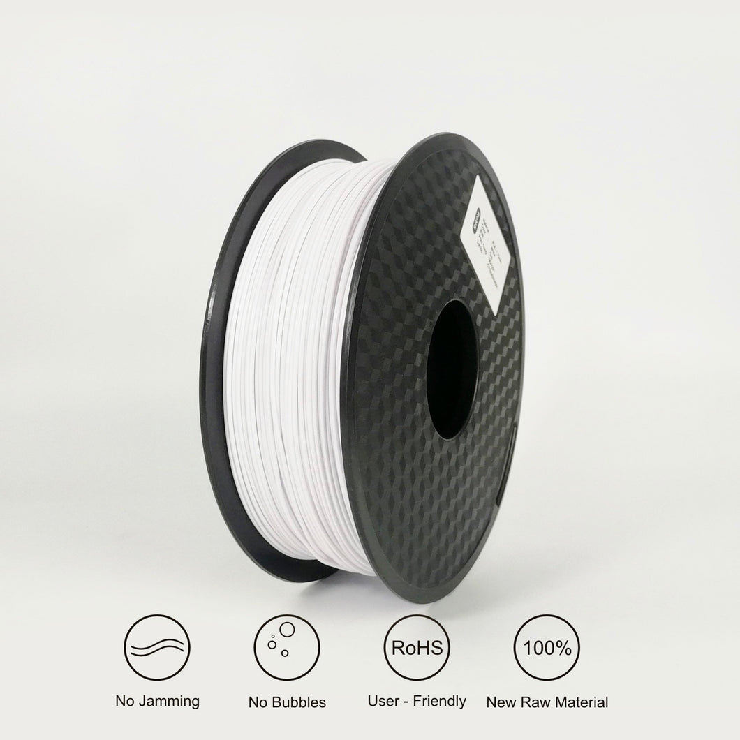 Hello3d PLA (Milk White) Filament 1.75mm