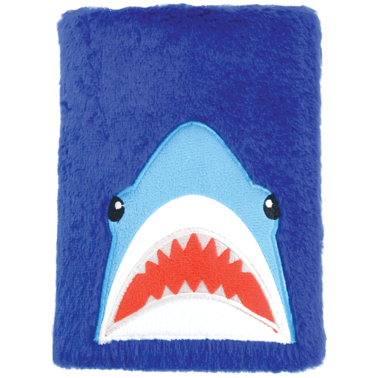 Shark Furry Journal