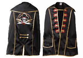 Captains Cross Pirate Cape