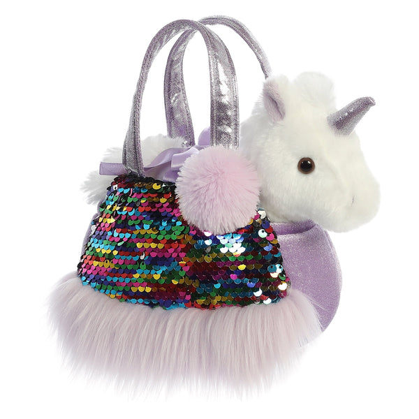 Shimmers Rainbow Unicorn Purse