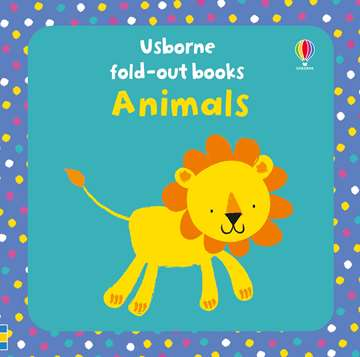 Fold Out Animal Book
