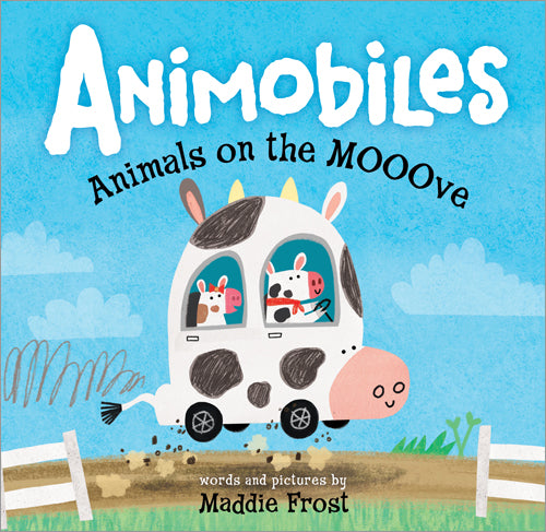 Animobiles: Animals on the Mooove