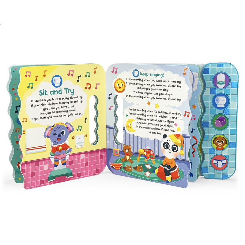 Everybody Potties Song Book