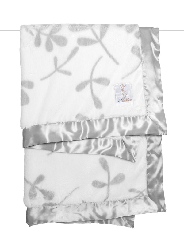 Luxe Olive Branch Blanket