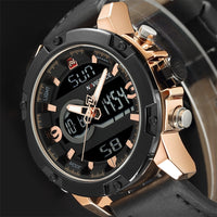 Luxury Brand Men Military Sport Mens LED  Digital Watches