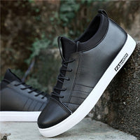 Men Casual Lace-up Tennis Comfortable Male Walking Shoes