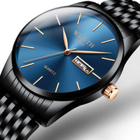 Men's Watches Top Brand Luxury Ultra-thin Male Clock