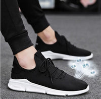 XCZJ 2018 Men shoes Lightweight sneakers Breathable Slip-on Casual Shoes For adult Fashion Footwear Zapatillas Hombre