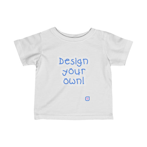 Design Your Own: Baby T-Shirt | Drewsi Donates